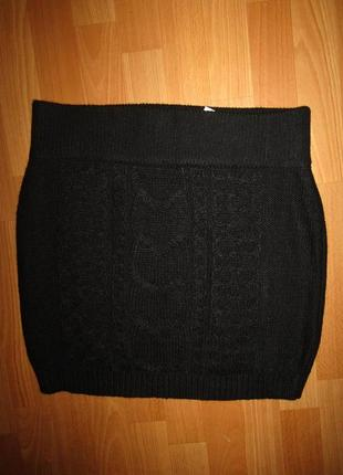 Теплая красивая юбка р-р 14-хл от jazlyn