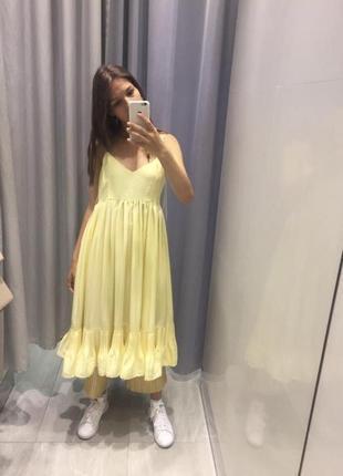 Платье h&m на маленькую грудь до 80см