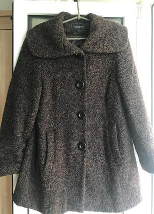 Пальто тёплое1 фото