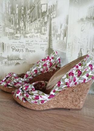 Туфли босоножки h&m 37