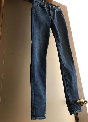 Новые джинсы skinny, от gap