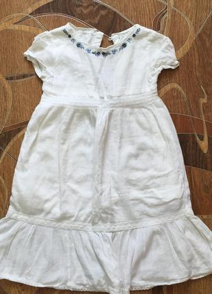 Платье из качественного материала