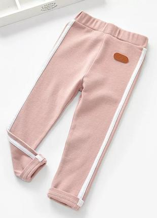 Штаны штанишки с лампасами