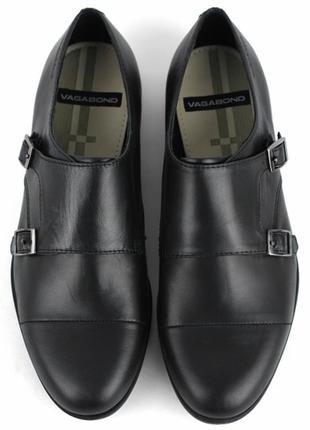 Кожаные полуботинки, туфли vagabond