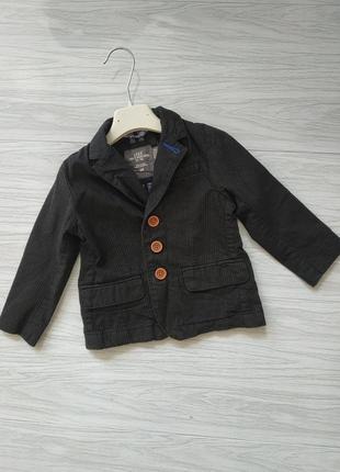 Пиджак для мальчика h&m на 1,5-2 года