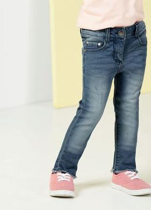 Джинси lupilu® skinny fit для дівчаток, р. 104, 110, 116