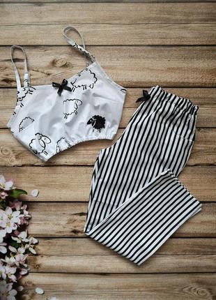 Пижама с штанишками
