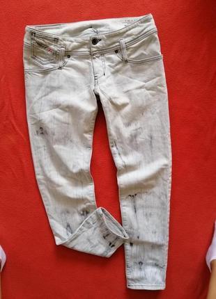 Классные женские джинсы diesel 26 в прекрасном состоянии