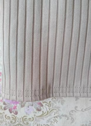 Мини платье по фигуре со шнуровкой снизу boohoo5 фото