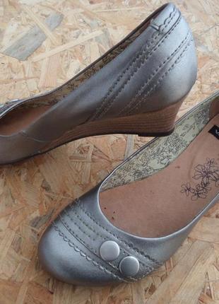 Туфли балетки vagabond размер-36,длина стельки-23 см