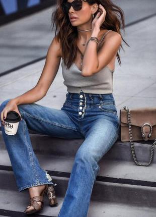 Мега стильные джинсы клеш🔥