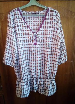 Очень симпатичная блуза