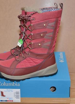 Зимние сапоги columbia omni-heat 3d