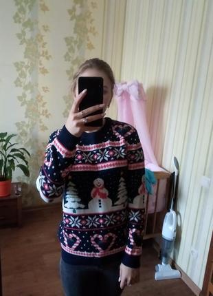 Рождественский свитер