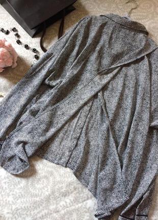 Блузка vila clothes с открытой спинкой размер м