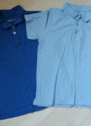 Набор футболок поло- 2 штуки