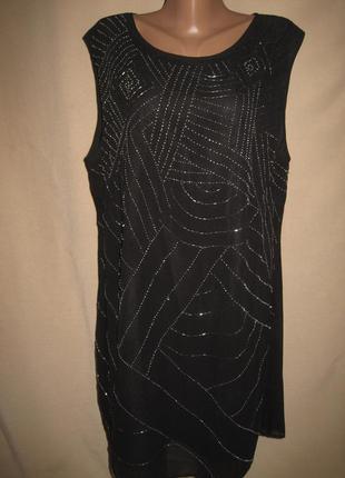 Шифоновое платье george р-р20