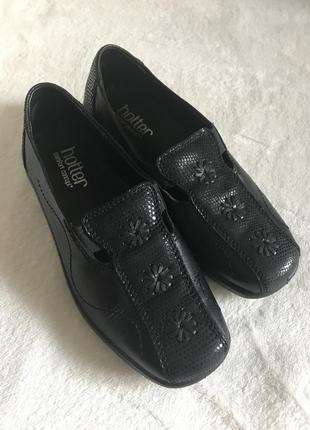 Шикарные, супер удобные и красивые туфли . 36 рр. hotter.  англия.  оригинал.
