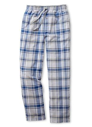 Фланелевые штаны для релакса от tchibo! германия