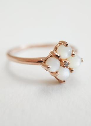 Серебряное кольцо kingsley ryan asos