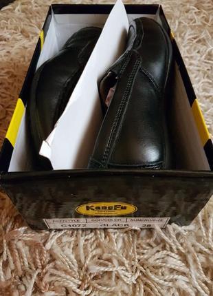 Туфли для школьника р.28