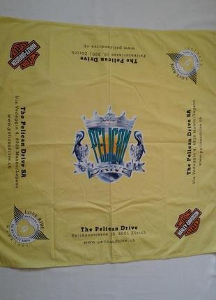 Бандана платок harley-davidson pelican drive may 2001 switzerland