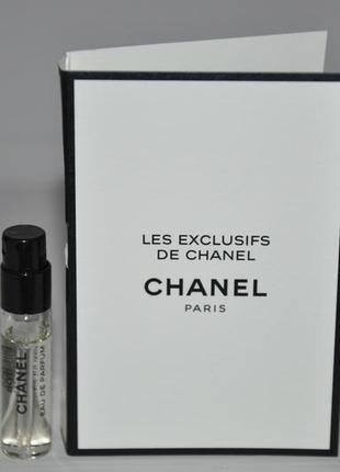 Chanel les exclusifs de chanel boy chanel парфюмированная вода (пробник)