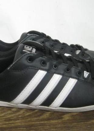 Кожаные кроссовки  (кеды) adidas  р.40