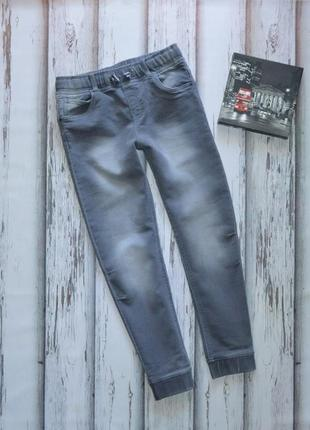 12-13 лет джинсы джоггеры f&f