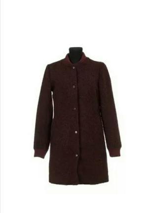 Бомбер-пальто