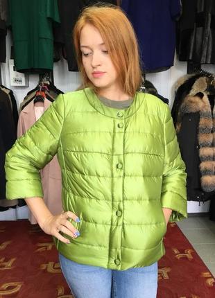 Куртка lasagrada  стильная лёгкая