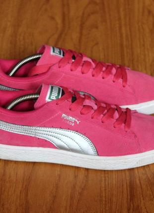 Жіночі кросівки (женские кроссовки) puma suede