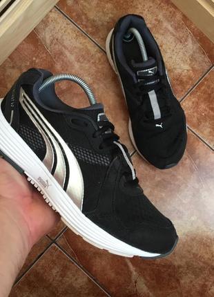 Крутые кроссовки от puma