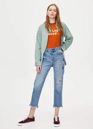 Круті джинси джинсы pull&bear 36 40 рр