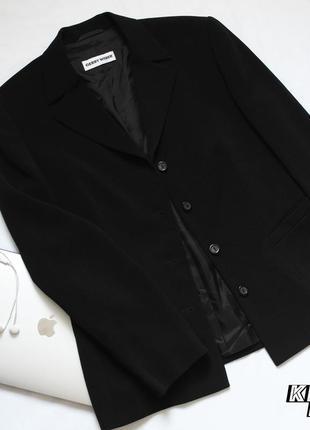 Стильный черный женский пиджак от gerry weber