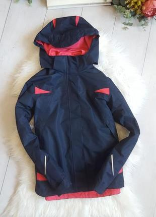 Новая двойная куртка с флисовой кофтой