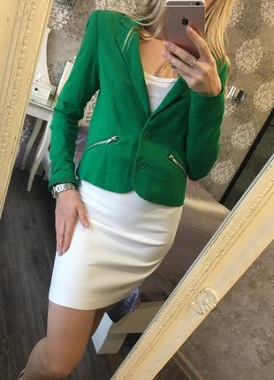 Цветной пиджак