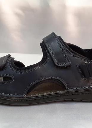 Распродажа!комфортные сандалии на липучках detta