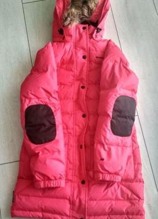 Пуховик куртка зимова