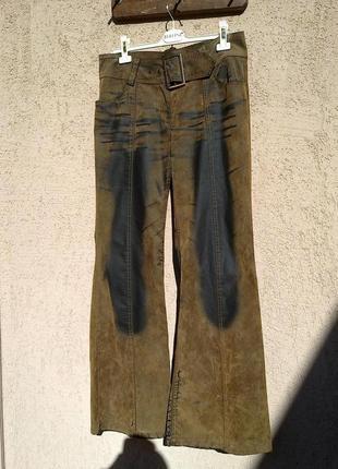 Брюки, джинсы с заниженной талией