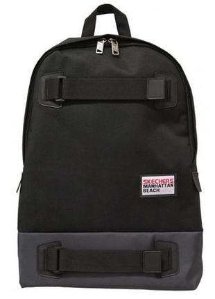 Бомбезный унисекс рюкзак компактный вместительный от именитого спортивного бренда skechers