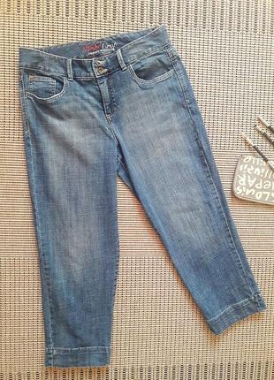 Укороченные синие джинсы #tommy hilfiger #оригинал