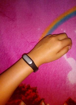 Оригинальный браслет для спорта mi band
