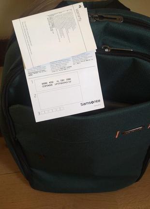 Рюкзак для ноутбука / школьный рюкзак 15.6 samsonite2 фото