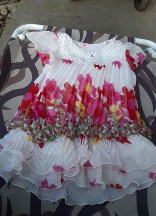 Плаття - туніка