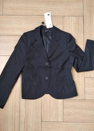 Wojcik распродажа пиджак школьный 146см