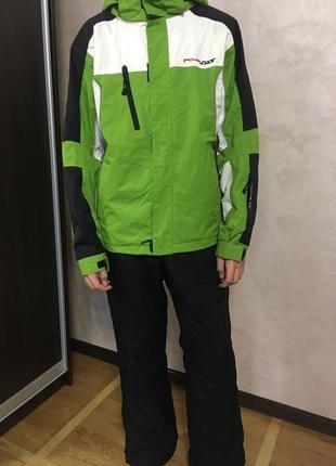 Лыжный костюм мужской s