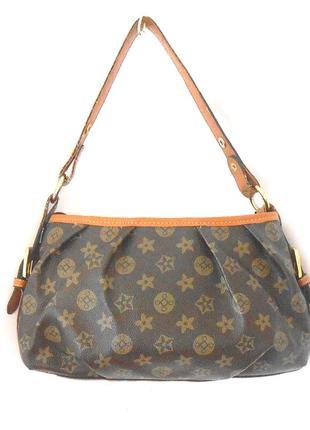 Маленькая женская сумка / клатч под louis vuitton