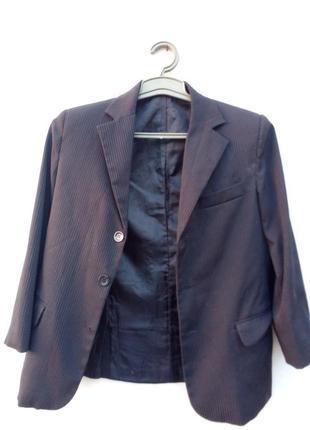 Пиджак на школьника