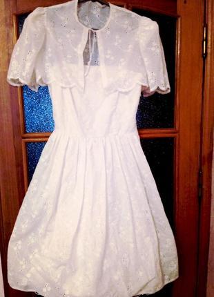 Белое платье ( германия)